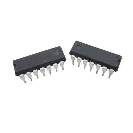 Pengiriman gratis 50 Stk. CD4001BE CD4001 dip-14 Logic - MVB