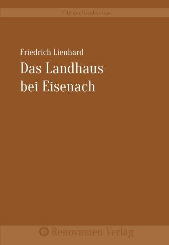 Das Landhaus bei Eisenach