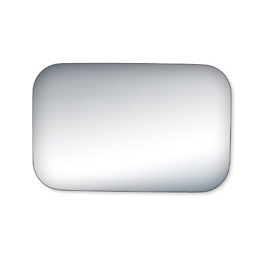 Fit System 99136 Dodge Driver/Passenger Side Replacement Mirror Glass