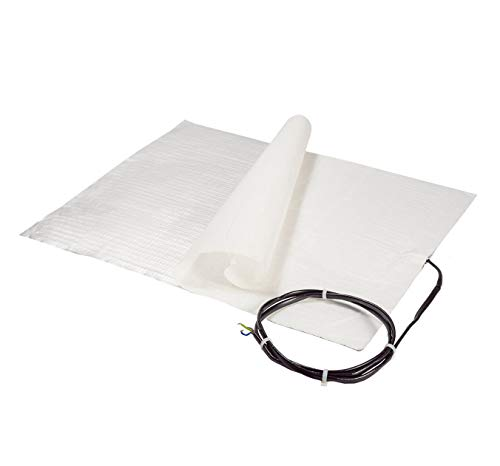 Antibeschlag Spiegelheizung Spiegel-Heizfolie (50 W / 60 x 50 cm)