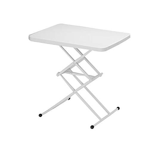 QJJ Beliebt Faltende Esstisch Home Einfache Esstisch Laptop Schreibtisch Kleine Wohnung Schlafsaal Die Studie kann kleine Tabelle anheben Einen Kauf wert