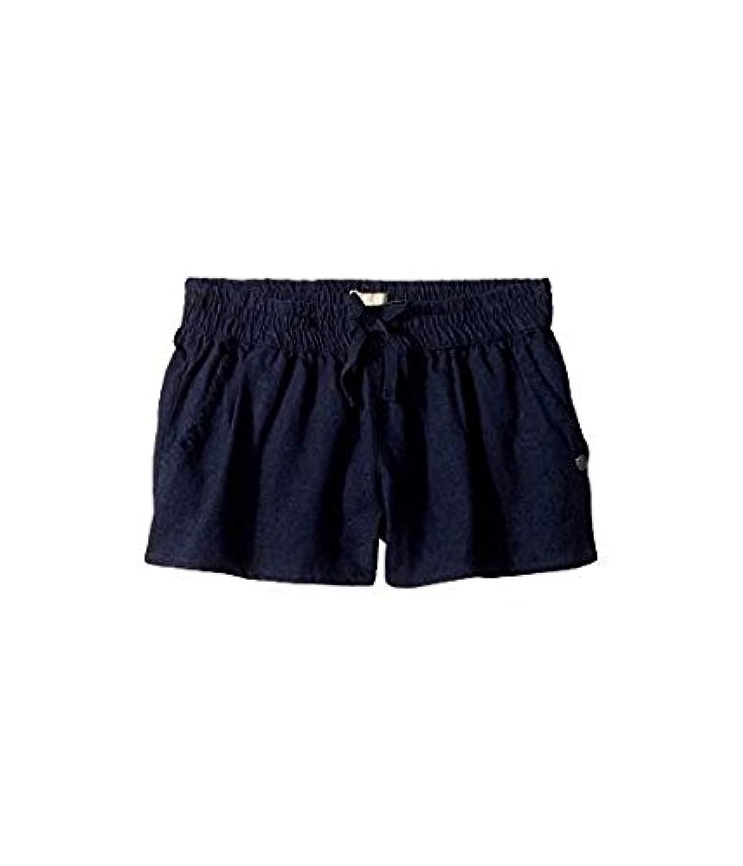 ロキシー Roxy Kids キッズ 女の子 ショーツ ハーフパンツ Dress Blues Blaze of Light Shorts [並行輸入品]