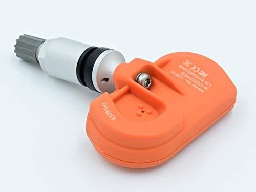 JXD 1x RDKS/TPMS Sensor (Metallventil) kompatibel mit Mazda MX-5 RF 2.0