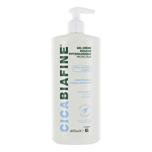 CicaBiafine Gel-Crème Douche Physiologique 400 ml