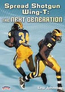 Lew Johnston: Spread Shotgun Wing-T: The Next Generation (DVD)