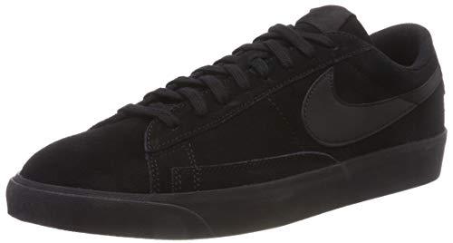 Nike Blazer Low Le, Zapatos de Baloncesto Hombre, Negro (Black/Black/Black 001), 45 EU