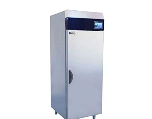 Armadio refrigerato frigo acciaio inox 700 Lt. TN Serie MACCHEF -2°/+8°C Digitale touch Class A