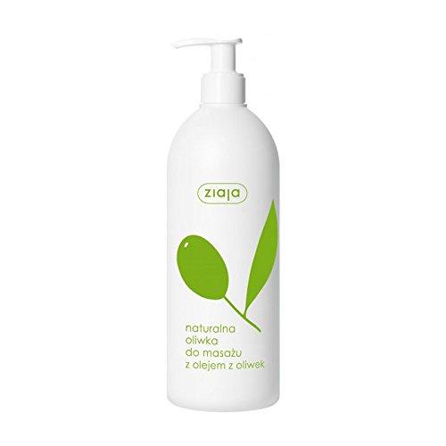 Ziaja Huile de massage aux olives 500 ml