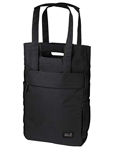 Jack Wolfskin Unisex– Erwachsene Piccadilly Freizeittasche, ultra black, One Size