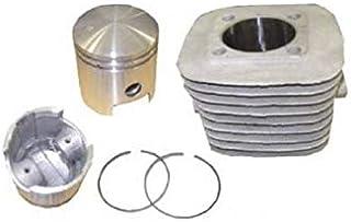Kit Cilindro, Pistão e Anéis para kit motor 80cc - DSR