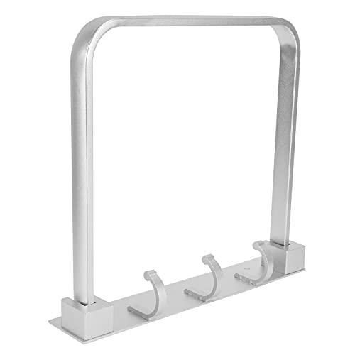 Toallero, estante de pared plegable para baño para exteriores