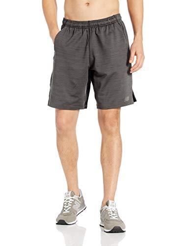 New Balance Herren 22,9 cm Anticipate 2.0 Shorts, Herren, Shorts, 9in Anticipate 2.0 Short, Hthr Charge, Medium
