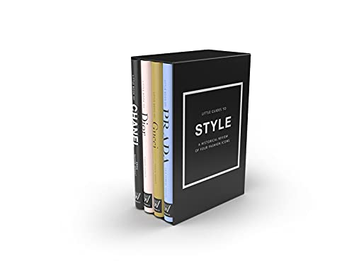 Compare Textbook Prices for Little Guides to Style: The Story of Four Iconic Fashion Houses  ISBN 9781787396791 by Baxter-Wright, Emma,Homer, Karen,Farran Graves, Laia