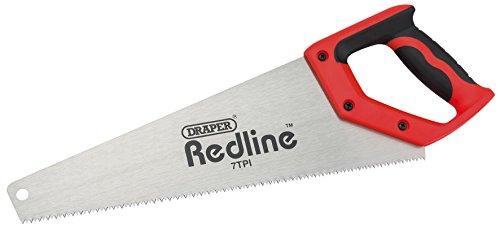 Scie à main Draper Redline - Poignée confort - 500 mm 80210, 80212