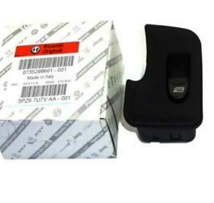 interruptor original, elevalunas eléctrico derecho 735298601