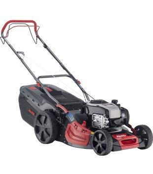 AL-KO Benzin-Rasenmäher Comfort 51.0 SP-B Plus, 51 cm Schnittbreite, 2.3 kW Motorleistung, robustes Stahlblechgehäuse, Hinterradantrieb, Mulchfunktion, Seitenauswurf