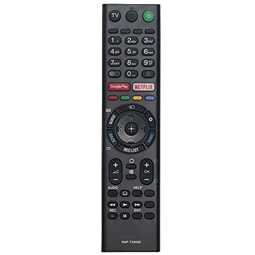 ALLIMITY Voice Reemplazo de Mandos a Distancia por Sony Bravia TV KD-55A85 KD-77AG9 KD-85ZG9 KD-98ZG9 KD-65A85 KD-55AG9...