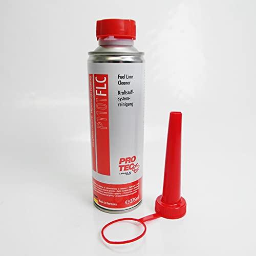 PRO TEC - Fuel Line Cleaner Pulizia impianto di alimentazione benzina 375 ml.