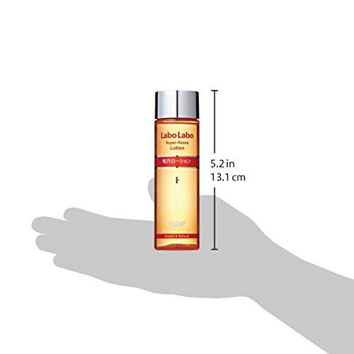 ラボラボスーパー毛穴ローション角質オフふきとり化粧水100ml