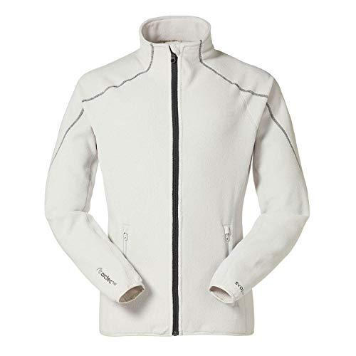 Musto Herren Essential Evo Fleece-Jacke mit 3/4-Reißverschluss (S) (Platin)