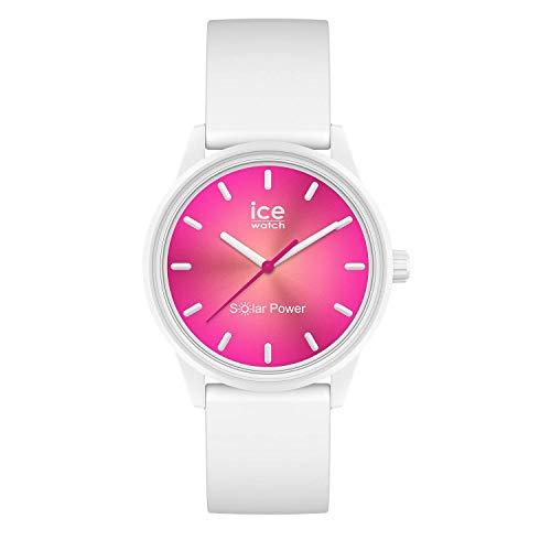 ICE-Watch Reloj analógico para Mujer de Cuarzo con Correa en Silicona 019031