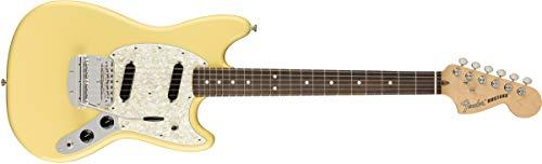 Fender American Performer Mustang Electric Guitar (Vintage White)