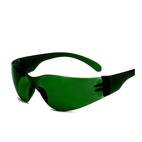 Yi-xir diseño Clasico Vidrios de Seguridad a Prueba de Viento Anti-Impacto UV de UV Ajuste en Forma para Hombres y Mujeres Suplemento de Motocicleta Fuera de Ciclismo Gafas de Sol Moda
