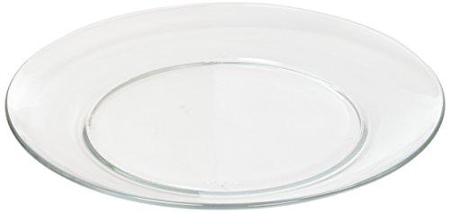 Duralex Made In France 3006AF06/4 Lys Dinnerware 9-1/4 Inch Dinner Plate. Set of 4