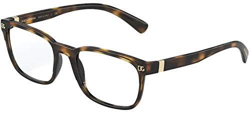 Gafas de Vista Dolce & Gabbana DG MONOGRAM DG 5056 Havana 54/19/145 hombre
