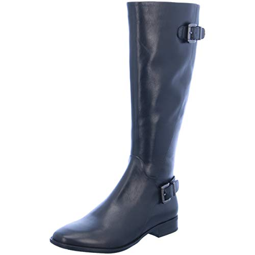Gerry Weber Shoes Damen Sena 1 16 Hohe Stiefel, Schwarz (Schwarz Mi844 100), 39 EU