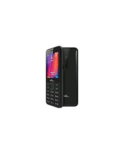 Wiko Riff 2 Telefono Cellulare, 32 GB, Nero