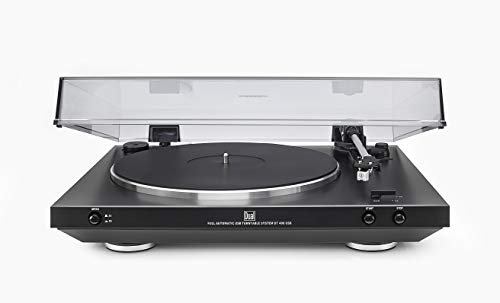 Dual DT 400 USB G - Fully automatic turntable with USB connection and digitizing function