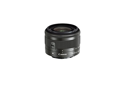 Canon EF-M 15-45mm f/3.5-6.3 Image Stabilization...