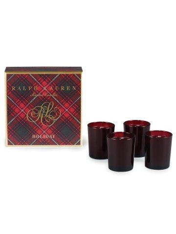 Ralph Lauren Scented Candle Holiday Votives