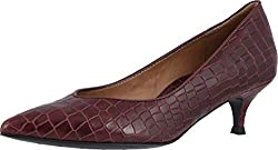 best dress shoes for women travelers Vionic Josie Kitten Heels