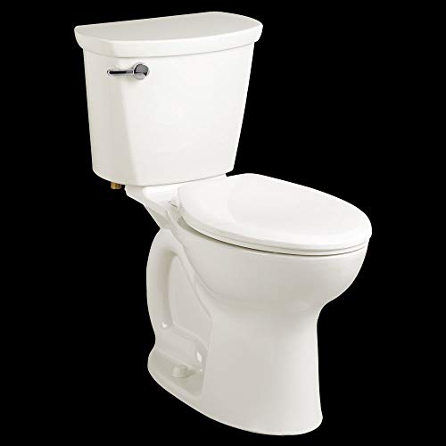 American Standard 215AB004.020 Cadet Pro 1.6 GPF 2-Piece Elongated Toilet with 10-In Rough-In, Large, White