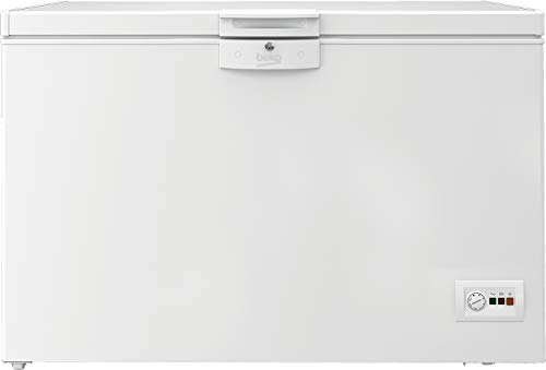 Congelador arcón Beko HSA40530N, 360L