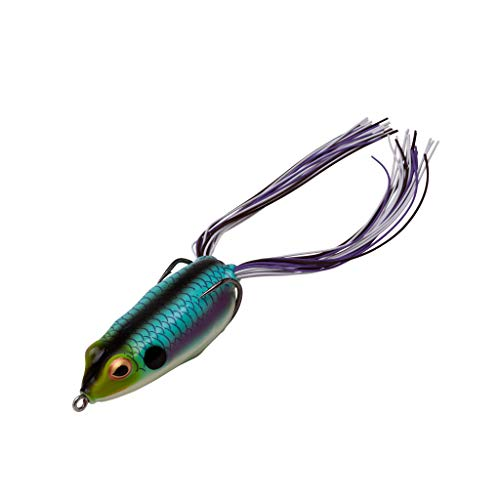Booyah Bait Company Pad Crasher Fishing Lure, Aqua...
