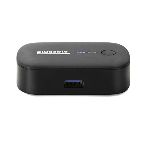 Plugable USB 3.0 Sharing Switch for One-Button Swapping of USB Device or Hub Between Two Computers (AB Switch)