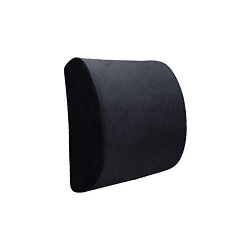 CRXL Shop Elektrische deken van memory-schuim, katoen, ter ondersteuning van de lumbale wervelkolom, rugpijn, orthopedische schokdemping voor thuis, in de auto, bureaustoel, ter ontlasting van de rug