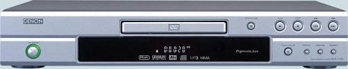 Denon DVD 1720 DVD-Player Silber