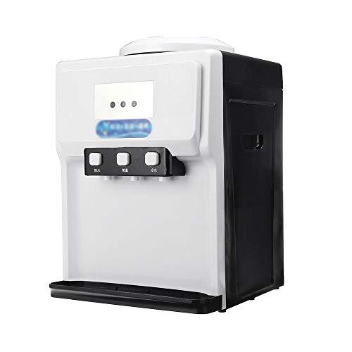 SBSNH Calentar la Bebida Caliente máquina de Bebidas dispensador de Agua de Escritorio Agua Holder Calefacción Refrigeración Fuentes de Agua de calderas Vasos Herramientas