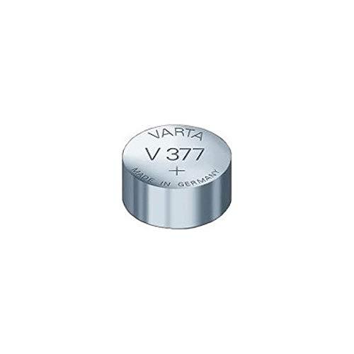 VARTA Batterien Electronics V377 Lithium Knopfzellen 1er Pack Knopfzellen in Original 1er Blisterverpackung