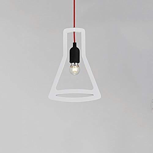 Alvnd Elegante designer plafondlamp met 5 W boven de tafel van hoogglans gepolijst chroom voor eetkamer en keuken met een lichte, kubische hanglamp