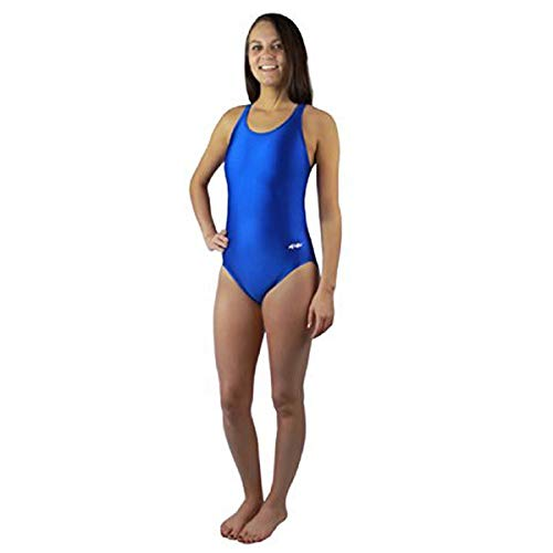 Dolfin Winner HP Back Swimsuit Womens - Royal 30