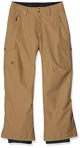 Quiksilver Porter, Pantaloni da Sci/Snowboard Uomo, Otter, L
