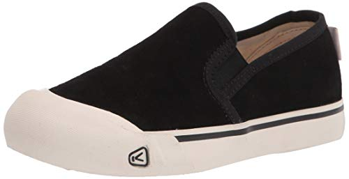 KEEN Damen Coronado 3 Low Slip On Sneaker Wanderschuh, schwarz, 42 EU