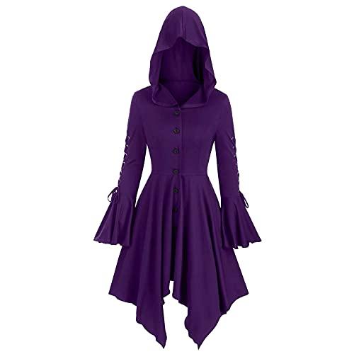 BIBOKAOKE Gothic Kleidung Damen...