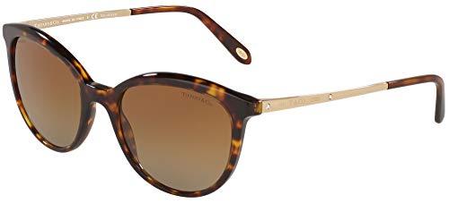 Tiffany Gafas de sol TF4117B 8015T5 Gafas de sol DARK HAVANA Mujer color Marrón Habana medida de lente 54 mm