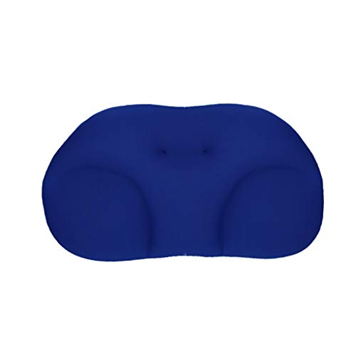 Foam Particles Pillow, Washable Comfortable Pain Relief Sleeping Pillow, Best for Men Womens Post Surgery, Reading, Leg Elevation